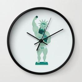 Libertivo Wall Clock