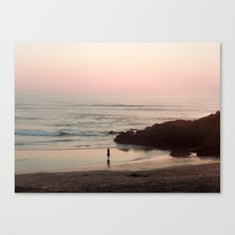 she is water Canvas Print