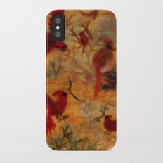 The Cardinal Tree Collage Slim Case iPhone X