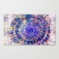 Acrylic Explosion Canvas Print