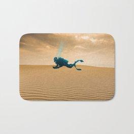 Desert divers Bath Mat