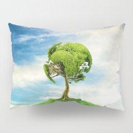 World Tree Pillow Sham