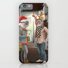 A Cats Night Out Christmas edition iPhone 6s Slim Case