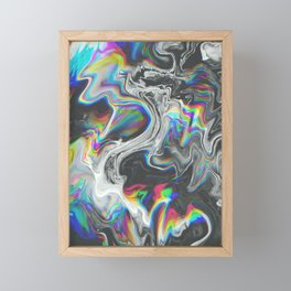 ME AND THE DEVIL Framed Mini Art Print