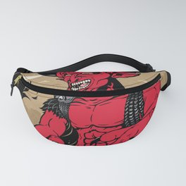 Darkness Fanny Pack