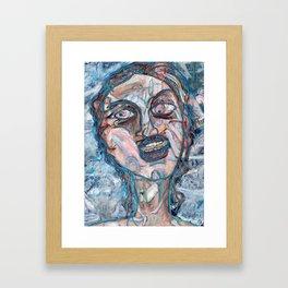 Orgy Face # 3 Framed Art Print