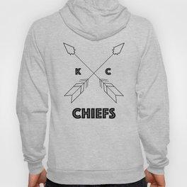 Chiefs Arrowhead Hoody