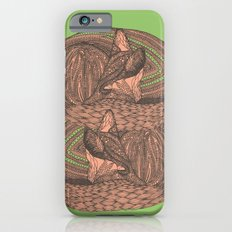 Sleeping foxes Slim Case iPhone 6s