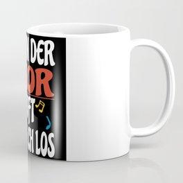When The Choir Calls I Must Go Lover Gift Coffee Mug