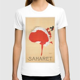 Vintage poster - Saharet T-shirt