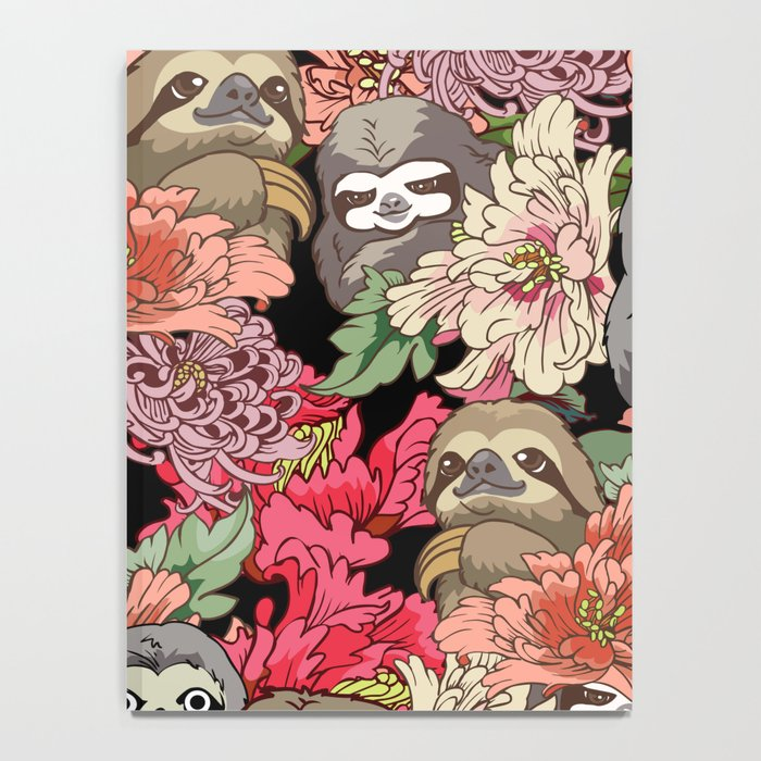 Because Sloths Notebook