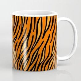 Jungle Orange Pattern Coffee Mug