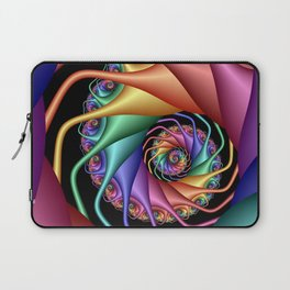 life is colorful -10- Laptop Sleeve