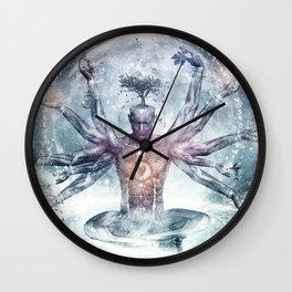 The Neverending Dreamer Wall Clock