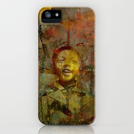 Hapiness iPhone Case