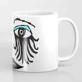 Gothic Face Coffee Mug