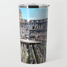 Roma, Colosseo interno | Rome, inside colosseum Travel Mug