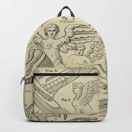 Winged Mythology Backpack