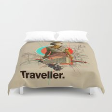 Traveller Duvet Cover