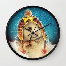 keep me warm Wall Clock