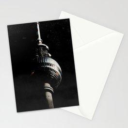 Tour de télévision de Berlin Stationery Cards