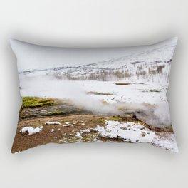 Geysir- Mist Rectangular Pillow