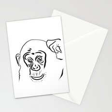 Year of the Monkey 2016 : Chinese Zodiac Sign  Stationery Cards