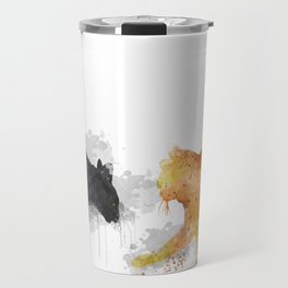 Cats Travel Mug