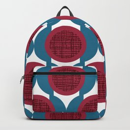 Rosenthal Red Backpack