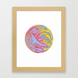 Tenacity Framed Art Print