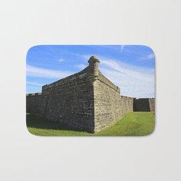 Castillo de San Marcos VII Bath Mat