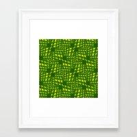 palm Framed Art Prints featuring Palm  by dominiquelandau