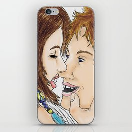 JUST WHISTLE  iPhone Skin