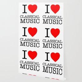 I Love Classical Music Wallpaper