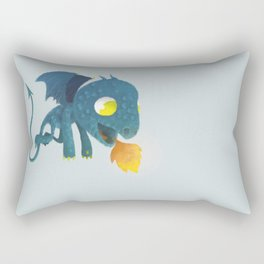 Dragon Rectangular Pillow