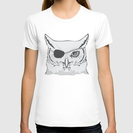 Owl Pirate T-shirt