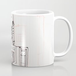 Deskjob Coffee Mug