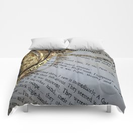 Back in time Comforters