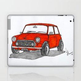 Orange Burst! Laptop & iPad Skin