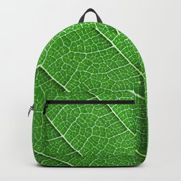 Green Vein Life Backpack