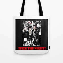 Seize the Night Alternative life style Tote Bag