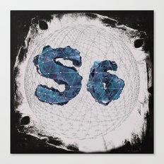 S6 TEE Canvas Print