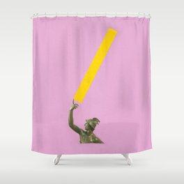 Cromantique - Mercury Shower Curtain