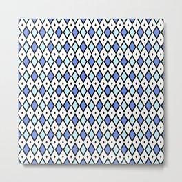 Blue jess Metal Print