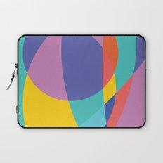 Geometric Beach Ball 2 Laptop Sleeve
