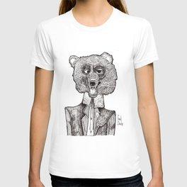 Bear's First Date T-shirt