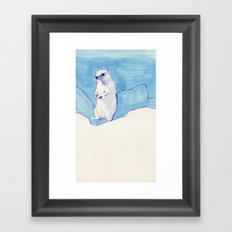 Untitled 02 Framed Art Print