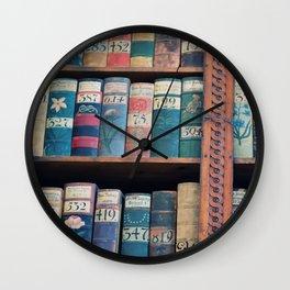 years ago Wall Clock
