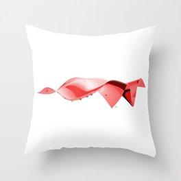 Ne-BkK Throw Pillow