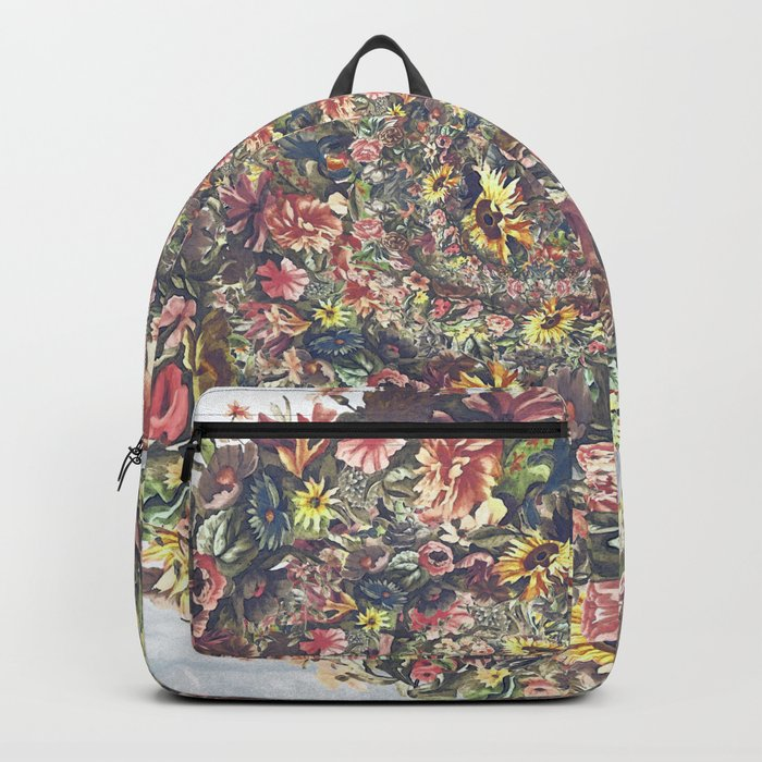The oath of procreation Backpack